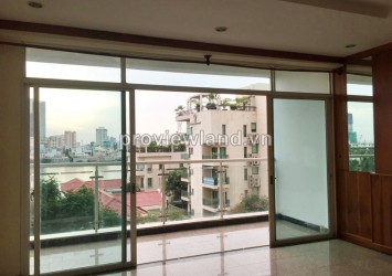 Hoang Anh Riverview for rent 160 sqm 4 bedrooms basic furniture