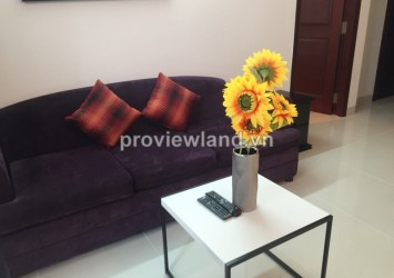 Serviced apartment for rent in Saigon Mansion 1 bedroom 60 sqm fully furnished