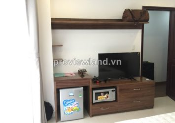 Serviced apartment for rent in Saigon Mansion 1 bedroom studio style fully furnished