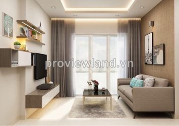 Galaxy 9 Apartment for rent 2 bedrooms 69 sqm with full elegant furniture on high floor