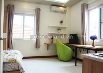 Serviced apartment for rent on Dang Dung Str District 1 40 sqm