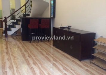 House for rent in Thao Dien near Vincom Mega Mall behind Masteri Thao Dien