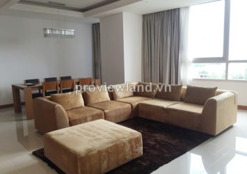XI Riverview apartment in T3 Tower 185 sqm 3bedrooms interior wall balcony with riverview