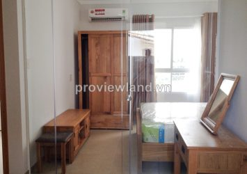 Serviced apartment for rent in Binh Thanh dist Pham Viet Chanh st 1 bedroom