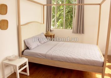 Serviced apartment for rent in Binh Thanh Dist, on Nguyen Huu Canh Street 25 sqm