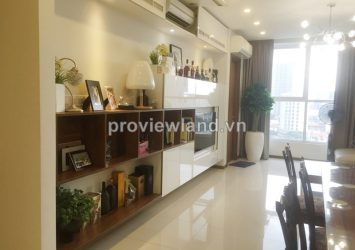 Thao Dien Pearl for rent 2 bedrooms 122 sqm pool view