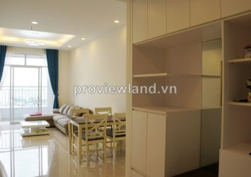 The Prince Residence apartment for rent 85 sqm 2 bedrooms full interior on high floor