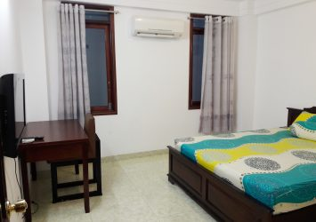 Serviced apartment for rent in Binh Thanh Dist Bach Dang St 1 bedroom 30 sqm