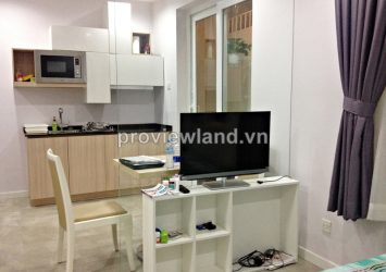 Serviced apartment for rent in District 3 Tran Quoc Thao St