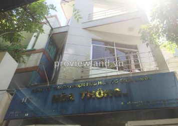 House for rent in Binh Thanh Dist on Vo Truong Toan St 90 sqm 2 floors have terrace