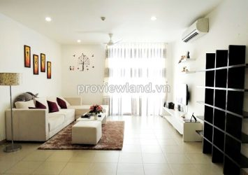 Horizon Tower in District 1 apartment for rent 105 sqm 2 bedrooms full furniture