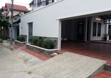 Luxury villa for rent in Quoc Huong Str 4 bedrooms
