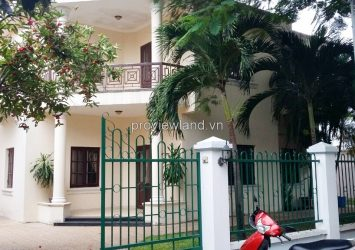 Luxury villa for rent in Greenfield 500 sqm 4 bedrooms with basic furnished