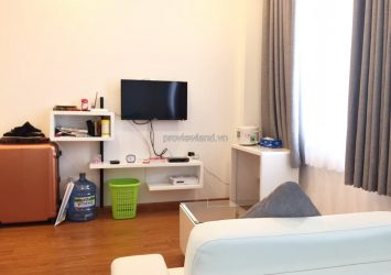 Serviced apartment for rent on Nguyen Ngoc Phuong in Binh Thanh Dist 40 sqm