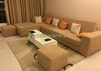 Thao Dien Pearl for rent 3 bedrooms 136 sqm full furniture