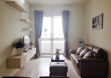 Lexington apartment for rent has 73 sqm of area with 2 bedrooms on high floor airy view