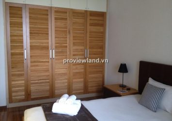 Thao Dien Pearl apartment for rent 132sqm 3BRs fully furnished with river view