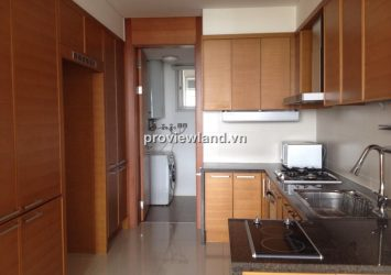 Apartment for rent in XI Riverview 185sqm 3BRs fully furnished with airy balcony