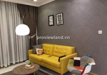 Apartment for rent in Vinhomes at C1 with 1 bedroom have balcony