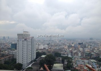 Apartment for sale in Hung Vuong Plaza 121sqm 3BRs full furniture nice location