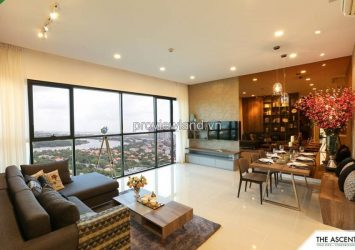 The Ascent apartment in District 2 located in the heart of Thao Dien ward