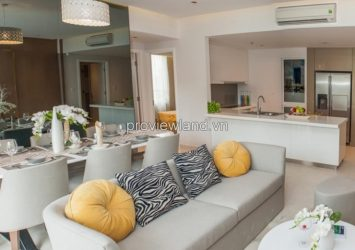 Masteri Thao Dien for rent 3 bedrooms luxury apartment in District 2