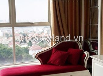 Apartment for rent in Thao Dien Pearl on 10th floor 3 bedrooms