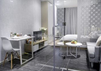 Serviced apartment for rent in District 1 luxury furniture on Tran Quy Khoach Street
