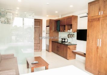 Serviced apartment for rent in District 10 on CMT8 Street