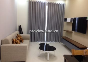 Lexington Residence apartment for rent block A high floor 73sqm 2BRs fully furnished