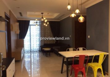 Apartment for rent in Vinhomes Central Park 90sqm high floor 2BRs fully furnished