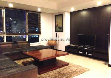 Apartment for rent in The Manor HCM 118sqm airy 2BRs fully furnished nice view