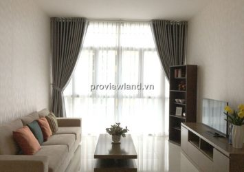 The Vista apartment for rent T5 Tower 104sqm 2BRs full furniture with pool view
