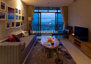Selling City Garden apartment in Binh Thanh District 70sqm 1BRs little balcony full furniture