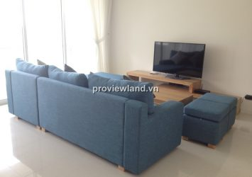 Leasing The Estella apartment in District 2 low floor 124sqm 2BRs with little balcony