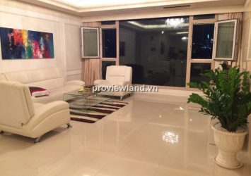 Apartment for rent in Cantavil Hoan Cau low floor 158sqm 3BRs with Van Thanh view
