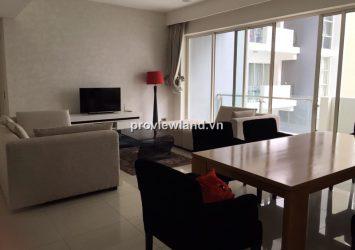 The Estella An Phu Apartment for rent block 4A 171sqm 3BRs big balcony modern furniture