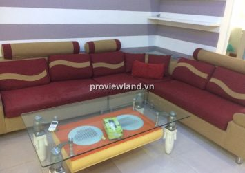 Hung Vuong Plaza apartment for rent 132sqm block B 3BRs with little balcony