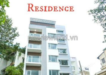 Serviced apartment for rent in District 1 Hoang Sa Street 45 sqm