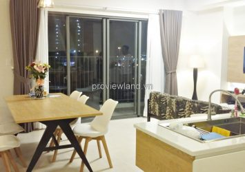 Masteri Thao Dien for rent 2 bedrooms 73 sqm