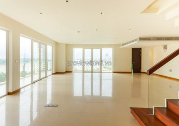 Duplex apartment for rent in Diamond Island