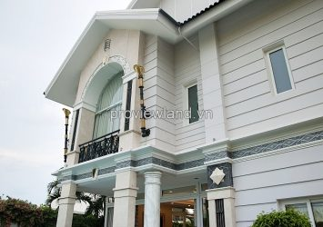 Villa for rent in Thao Dien District 2 with 5 bedrooms