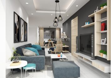 Apartment for sale in Hung Vuong Plaza 3 bedrooms