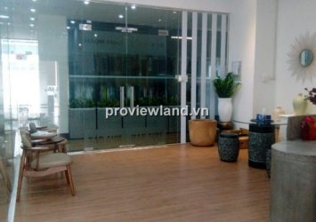 Leasing office in Lexington Residence District 2 area 61sqm with fully furnished