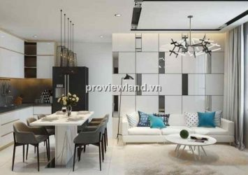 Masteri Thao Dien District 2 Apartment for rent 70sqm 2BRs attractive design full furniture