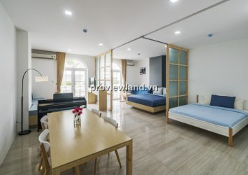 Serviced apartment for rent on Vuon Chuoi Street with 16-26-36-81sqm of area