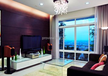 Apartment for sale in District 5 at Tan Da Court 2 bedrooms 77 sqm