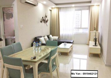 Tropic Garden apartment for rent 2 bedrooms 88 sqm river view