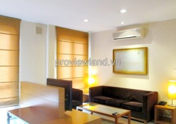 Serviced apartment for rent in HBT Court District 1 & District 3