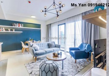 Masteri Thao Dien for rent 2 bedrooms at T4 Tower
